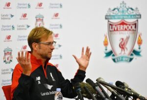 Klopp press